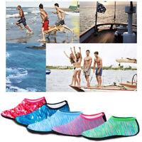 Unisex Barefoot Water Skin Shoes Aqua Socks for Beach Swim Surf Exercise 6 Sizes