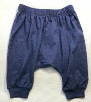 NWT Peek Little Peanut Boys 0-3, 6-12, 12-18 Months Navy Blue Happy Pants $18