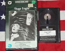 Stage Fright (Betamax Tape, 1950) Alfred Hitchcock, Marlene Dietrich, Jane Wyman
