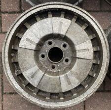 "Ultra Rare Set Of 4 Original Citroen Cx Amil Alloy Wheels 14"" Made In Belgium"