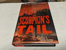 The Scorpion's Tail by Douglas Preston Lincoln Child 9781538747278