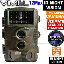 Hunting Camera Trail Security Farm System Cam Scout  Night Vision No Spy Hidden