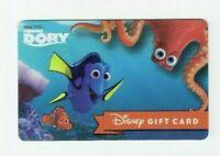 DISNEY Gift Card - Finding Dory / Nemo - No Value / Collectible - I Combine Ship