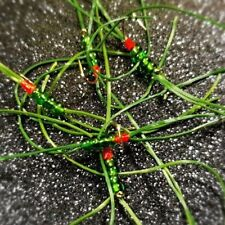 4 Blood Worm, For Fly Fishing, Trout Flies, Trout Buzzers, Trout Lures,Trout Wet