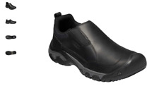 Keen Targhee III Slip-On Black Magnet Loafer Shoes Men's US sizes 7-17 NEW!!!