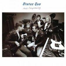 STATUS QUO - AIN'T COMPLAINING (REMASTERED) CD 18 TRACKS CLASSIC ROCK & POP NEU