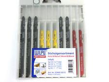 10-teiliges Stichsägeblatt-Set für Metall, für Bosch , Stichsägeblatt