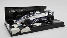 Minichamps 417820002 1/43 1982 Brabham BMW BT50 Ricardo Patrese Formula 1 Car
