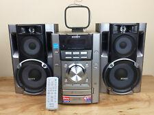 New listing Sony Mhc-Ec70 Mini Hifi Component Stereo System 3-Cd Changer Cassette Radio