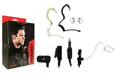 Earhugger Radio Earpiece for TAIT TP9100 TP9135 TP9140 TP9155 and TP9160