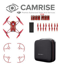 DJI Tello Iron Man Edition and carrying case combo