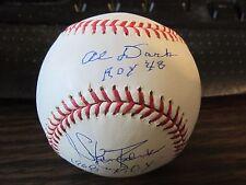 Luis Aparicio & Alvin Dark & Roy Sievers & Bahnsen Autograph / Signed Baseball
