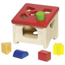 Steckbox, goki 58881, Steckspielzeug, Motorikspielzeug, Lernspielzeug