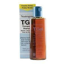 Neutrogena T/Gel Therapeutic Shampoo psoriasis eczema itchy scalp dandruff 250ml