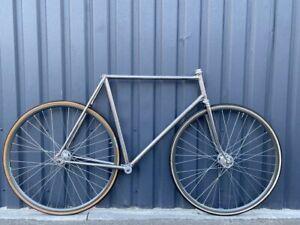 Vintage Takhion Track Bike Frameset USSR(Cinelli,Colnago,De Rosa,NJS)Fixed gear
