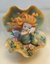 Hamilton Rainbow Reef Collection Bounty Of Love Mermaid figurine -Original owner
