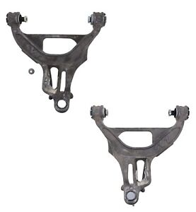Pair Set 2 Front Lower Suspension Control Arms TRW For Ford F-150 SVT Raptor