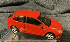 "RMZ City 1:32 scale 2013 Ford Focus ST,Red, 4 1/2"" Mint"