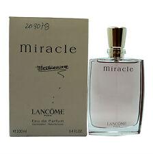 MIRACLE BY LANCOME EAU DE PARFUM NATURAL SPRAY 100 ML/3.4 FL.OZ. (T)