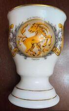 Capricorn Goblet Chalice Dec. 22nd - Jan. 20th Birthday Zodiac German Steinbock