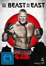 BROCK//OWENS,KEVIN/JERICHO,CHRIS/CENA,JOHN LESNER - BEAST IN THE EAST  DVD NEU