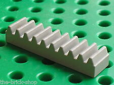 Cremaillere LEGO TECHNIC OldGray Gear Rack 3743 / Set 10030 855 955 8458 8460 ..