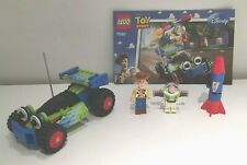 LEGO SET 7590 TOY STORY WOODY & BUZZ TO THE RESCUE *100% COMPLETE & INSTRUCTS*
