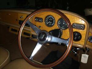 Rolls Royce Silver Cloud III 1963 - 1965 MPW Coupe Wood Steering Wheel Nardi NEW