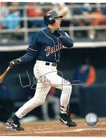WALLY JOYNER Autographed 8x10 Photo COA (Pose 1) (MAX SHIPPING)