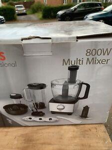 cooks Multi Mixer 800w New