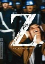 Z (The Criterion Collection) - DVD - VERY GOOD