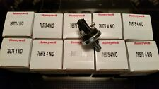 LOT OF 10-HONEYWELL HOBBS PRESSURE SWITCHES-4 PSI NORMALLY OPEN--NEWEST MODELS
