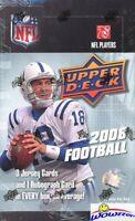 2008 Upper Deck Football MASSIVE Factory Sealed HOBBY Box-4 AUTOGRAPH/MEM+68 RC