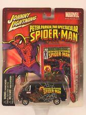 Johnny Lightning Marvel Spider-Man '77 1977 Chevrolet G-20 Van Die-cast 1/64