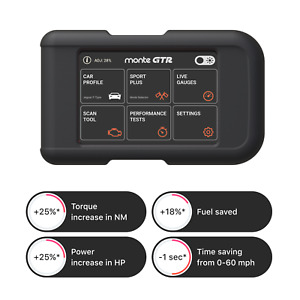 Mitsubishi Fuso Tuning Chip Performance Tuner Chip Tuning Box with Touch Screen
