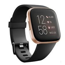 Replacement Silicone Wrist Sports Band Strap Wristband For Fitbit Versa / Lite