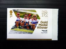 "GB 2012 Olympic Games Rowing Team ""Phosphor Omitted"" Cat £35 SEE BELOW NB3815"