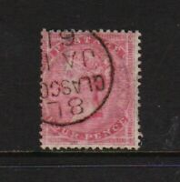 Great Britain - #26 used, cat. $ 125.00