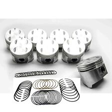 SEALED POWER Chrysler/Dodge 318/5.2 Cast Flat Top Pistons+Rings Kit 1967*-84 +40