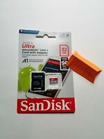 SD Card for Nintendo Switch 32GB SanDisk Ultra A1 - FREE U.S. SHIPPING