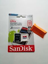 Kindle Fire (and HD) Memory Card MicroSD 32GB 90 MB/s SanDisk (Ships next day)