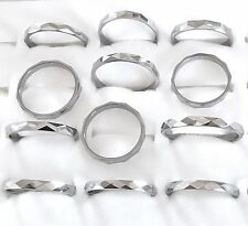 Wolfram Tungsten Titan Ring TRAURINGE Eheringe PARTNERRINGE Freundschaftsringe