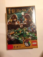 LEGO HEROICA WALDURK FOREST 3858 NEW IN UNOPENED BOX AGES 8+ Sold Out