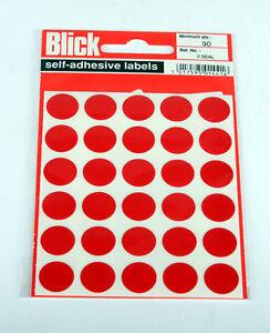 Blick Labels 2 Company Seals Pack 90