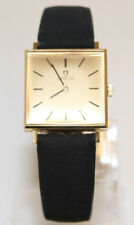 OMEGA 14K SOLID YELLOW GOLD VINTAGE MEN'S MANUAL WIND 625 SWISS WATCH DD6842