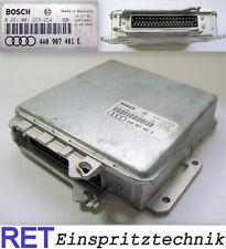 Motorsteuergerät BOSCH 0281001253 0281001254 Audi A 6 4A0907401E original