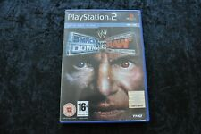 Smackdown VS Raw Playstation 2 PS2