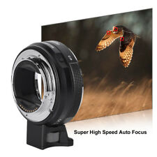 Commlite Faster Auto Focus Lens Adapter for Canon EF Lens to Sony E-Mount Camera