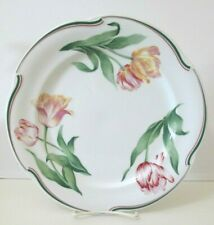 """CHRISTIAN DIOR NORMANDIE DINNER PLATE - 11"""" 0709I"""