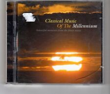 (HO939) Classical Music of the Millennium - 2000 double CD